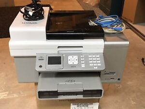 Lexmark X9575 wireless/wired All in one