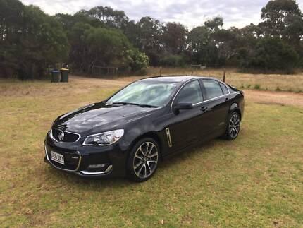 2016 Holden Commodore SSV
