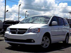 Dodge Grand Caravan Crew Plus 2016 CUIR/VOLANT CHAUFFANT