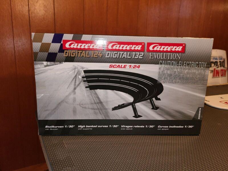 Carrera 20574 - Digital 124/132/Evolution Steep Curve 1 30 Degree,NEW