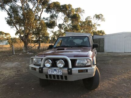 Nissan patrol 2001 Gisborne South Macedon Ranges Preview