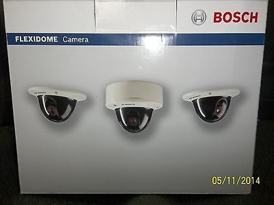 Security Camera Bosch Vdn-498v03-21s Fixed Dome Surface Mount Home Office Retail