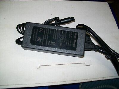 Cargador Batería Bicicleta E-Bike Pedelec LI-ION 42V 2A Eléctrica #50