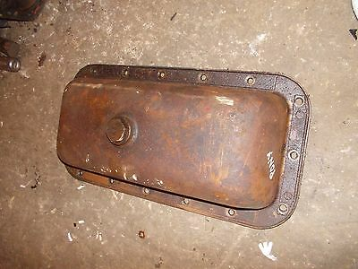 Massey Harris Pony Tractor Gas Engine Motor Oil Pan Drain Plug Ready To Use