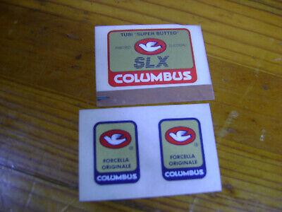 Blue Border Gloss UV Laminate sku colu826 Columbus SP Frame Decal