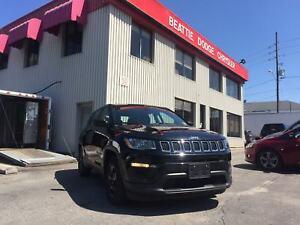 2017 Jeep New Compass Sport MANUAL/ BLUETOOTH/ BACKUP CAM