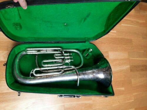 Vintage Tenor Horn  made GDR