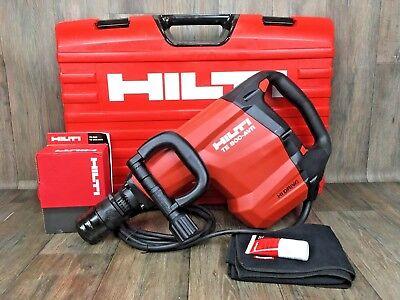 New-hilti-te 800 Avr Complete Kit Demolition Hammer Drill Demo Jack 905 1000 700
