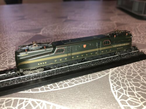 "Märklin Miniclub 88490 US Mehrzwecklokomotive GG-1 ""Pennsylvania"" o. OVP"