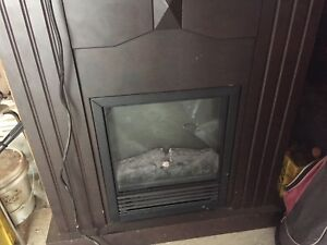 Electric fireplaces/ TV stands