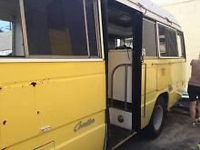1976 Toyota Coaster Campervan $4000 neg- Clontarf Clontarf Redcliffe Area Preview