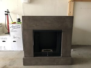 Beautiful Ethanol Fireplace