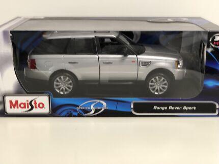 1:18 Maisto Range Rover