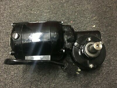 Bodine Nsh-12rh Gear Motor