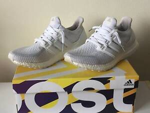 Adidas Ultra Boost 2.0 White Us 8 wmns 9 Bossley Park Fairfield Area Preview