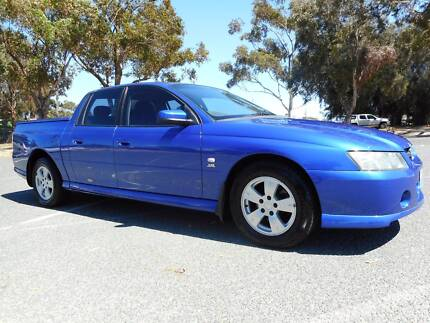 2005 Holden VZ S Crewman Automatic Ute