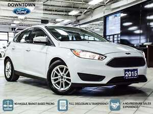 2015 Ford Focus SE | 2.0L | BLUETOOTH | REAR SPOILER