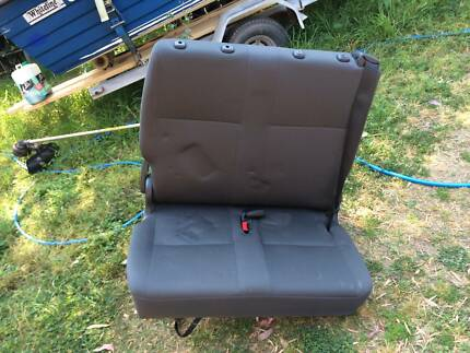 Toyota Hiace rear right hand seat