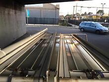 Tradie electrician roof ladder rhino rack pipe tube St Kilda Port Phillip Preview