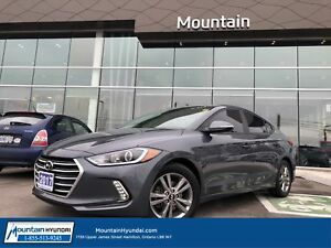 2017 Hyundai Elantra GL | BLUETOOTH | HEATED SEATS | B/U CAMERA