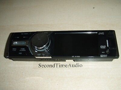 JVC KD-AV300 Faceplate Only- Tested Good Guaranteed!