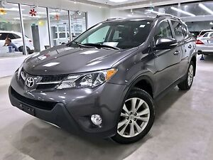 2013 Toyota RAV4 4DR AWD LIMITED