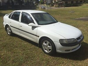 1997 Holden Vectra Sedan Kellyville The Hills District Preview