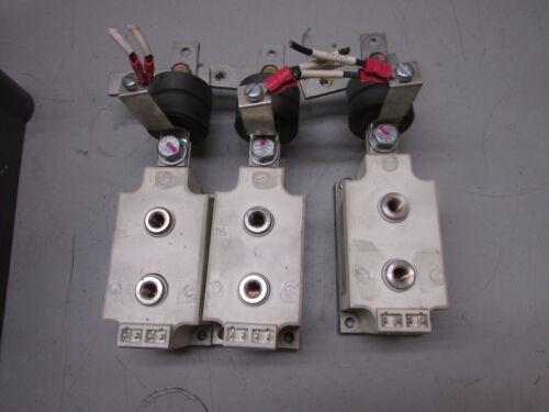 Semikron SKKT 210/16E Module Lot of 3