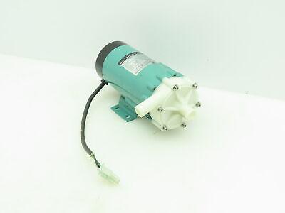 Iwaki Md-20r-220enl01 Magnet Pump 220240vac 26003000rpm 2731lpm 1ph