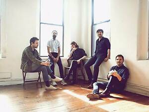 2 CHEAP Fleet Foxes tickets 26th May The Rocks Inner Sydney Preview