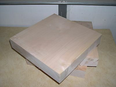 Maple 10x 10 x 2 lathe turning blank platter, bowl air dried 5 + years