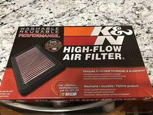 K&N filter Ram 1500