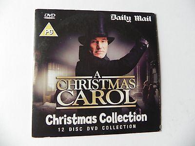 A CHRISTMAS CAROL PROMO DVD for sale  Banbridge