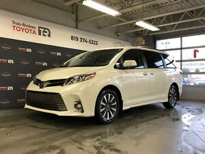 TOYOTA SIENNA 2018 - XLE - AWD- LIMITED - 7 PASSAGERS