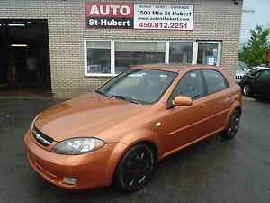 CHEVROLET OPTRA 5 LT 2007 ** TOIT OUVRANT - A/C FROIDE **