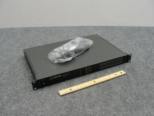 Perle IOLAN+16RACK/422 (10/100) Serial Server w/ Power Cord & Rack Ears