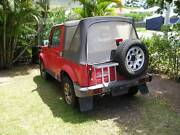 SUZUKI SIERRA COLLY SJ80 EFI 1600 SOFT TOP AC Ashgrove Brisbane North West Preview