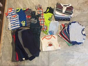Boy 6-12 month clothing