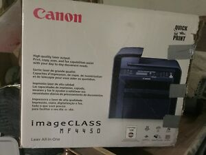 Canon monochrome printer