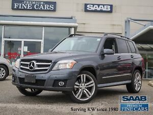 2010 Mercedes-Benz GLK350 4Matic Panorama Sunroof/Power Liftgate