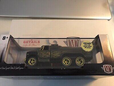 M2 Auto-Trucks 1970 Chevrolet C60 Truck Custom.Sema 2018,limited To 300 Pieces