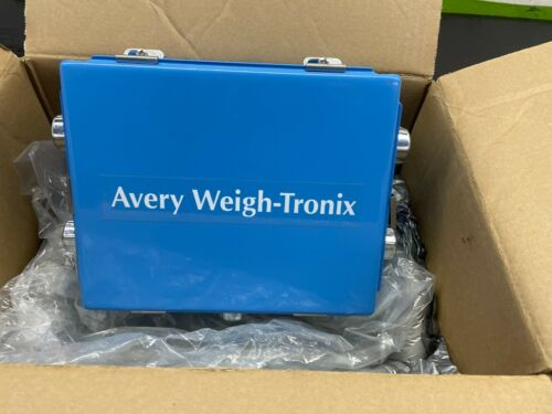 Avery Weigh-tronix 13949-0122 4-ch. Junction Box With Surge Protection