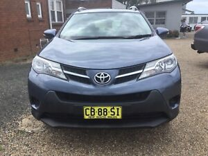 TOYOTA RAV4 GX AUTO 5 DOOR SUV Was $19990 Now $18990 Fairy Meadow Wollongong Area Preview