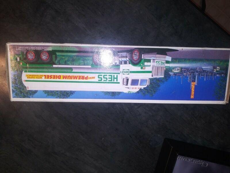 1993 Hess Premium Diesel Tanker Truck