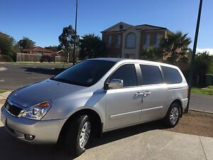 2013 Kia Grand Carnival Wagon Roxburgh Park Hume Area Preview