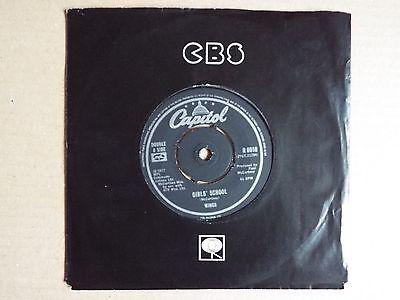 """Wings - Mull of Kintyre 7""""single"""