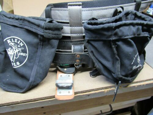 Buckingham Full Float 4d Body Belt + Buckingham  4570b2 + Kline  51a  poached