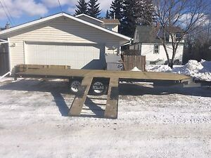 4 place Snowmobile (utility) Trailer