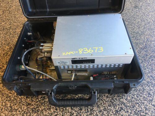 Remington ELSAG ALPR License Plate Reader MPH-900 Mobile Plate Reader