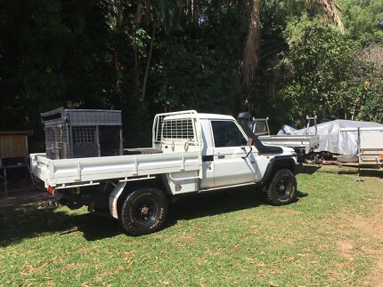 Landcruiser Ute In Cairns Region Qld Cars Amp Vehicles